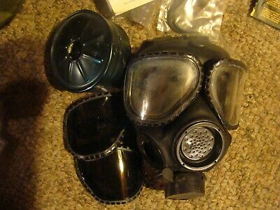 $99.95 • Buy M40 Gas Mask Small Survival Tactical TEOTWAWKI Chemical Biological Nuclear War
