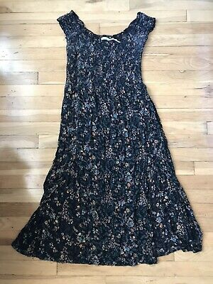 AU8.15 • Buy Kimchi Blue Floral Dress Urban Outfitters Size L