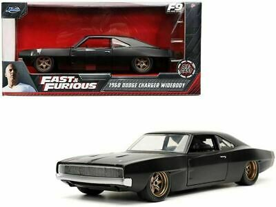 AU49.99 • Buy 1:24 Dom's 1968 Dodge Charger Widebody - Fast & Furious 9 -- JADA