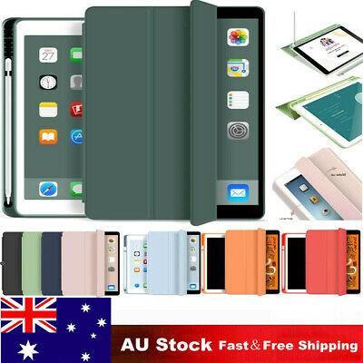 AU18.99 • Buy For IPad Pro 10.5 9.7 10.2 7th Gen 2019 Air3 Case Stand Cover With Pencil Holder