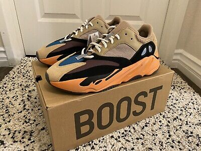 $ CDN453.19 • Buy Adidas Yeezy Boost 700 Enflame Amber US Size 12 Brand New 100% Authentic