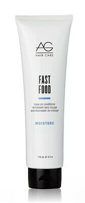 £19.14 • Buy Fast Food Leave On Conditioner By AG Hair For Unisex - 6 Oz Conditioner