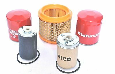 $30.80 • Buy Mahindra Tractor Filter Economy Pack Of 5 For E-350 3505 C4005 4505 5005