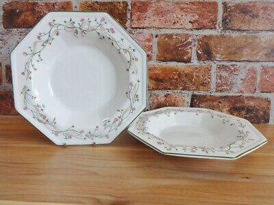£13.95 • Buy Johnson Brothers Rimmed Soup / Pasta Plates X 2
