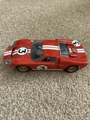£4 • Buy Hornby Ford Gt40 - Scalextric Car