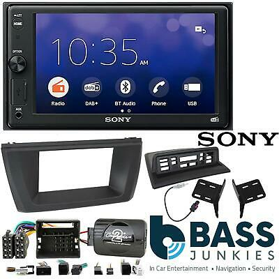 £371.95 • Buy SONY DAB+ Smart Bluetooth+Stereo Fitting Kit For BMW X3 2003-2010
