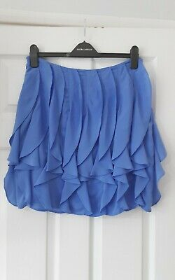 £1.80 • Buy Reiss Lined Lavender Skirt Size 12 Please See Details