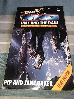 £3 • Buy Doctor Who Time And The Rani Target Book First Edition