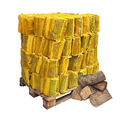 £130 • Buy Kiln Dried Softwood Firewood Ready To Burn Firepit Stoves Logs Bags Bulk Deal