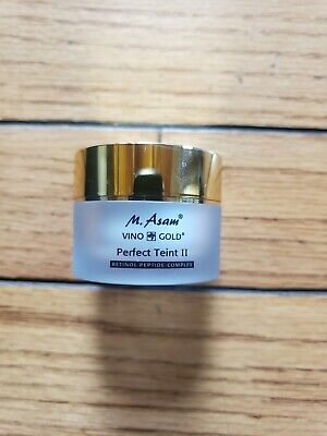 $24.99 • Buy M.Asam Vino Gold Perfect Teint II Retinol Peptide Complex SEALED Deluxe Sample
