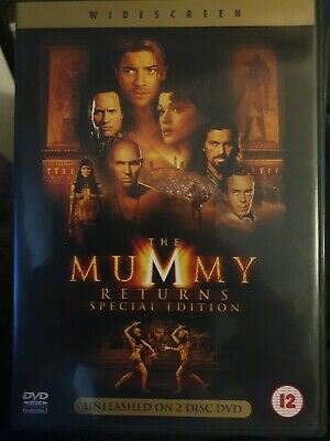 £1.30 • Buy The Mummy Returns (SPECIAL EDITION)