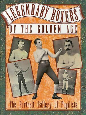 £3.10 • Buy Legendary Boxers Of The Golden Age By Billy Edwards Paperback Book Free P&P