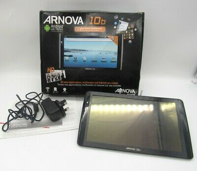 £12.99 • Buy Arnova 10b Tablet In Box - Android Interface, 10.1  Screen, SD Card Slot, Wi-Fi