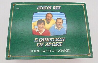 £12.99 • Buy BBC 'A Question Of Sport' Vintage Home Game New In Box Television Game
