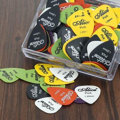 $ CDN12.02 • Buy Guitar Pick Case Holder Box Display With Picks Acoustic Electric Carrying Bass