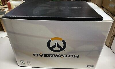 AU117.58 • Buy PC DVD Overwatch Collector's Edition - Figurine,Game,Art Book,Soundtrack,Cards+