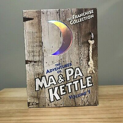 $5.60 • Buy The Adventures Of Ma And Pa Kettle - Volume 1 (DVD, 2004)