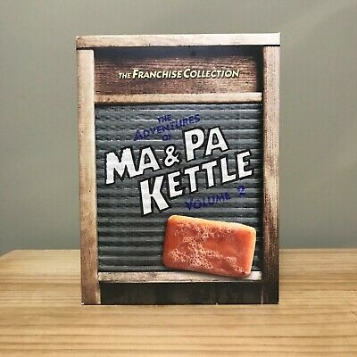 $5.60 • Buy The Adventures Of Ma And Pa Kettle - Volume 2 (DVD, 2011)