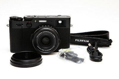 $1249 • Buy Fujifilm X100V 26.1MP Compact Camera - Black (Body Only) - Beautiful! LOW Use