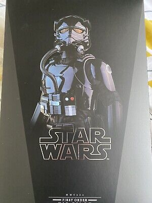 $ CDN299.09 • Buy Hot Toys Star Wars First Order Tie Pilot 1/6 Scale Mms324 Mint