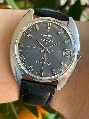 £430.41 • Buy LONGINES WATCH ULTRA CHRON 8071 AUTOMATIC CAL.431 MENS 35.5mm SWISS.SERVICED