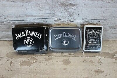 £7 • Buy JACK DANIELS Playing Cards - In Tin