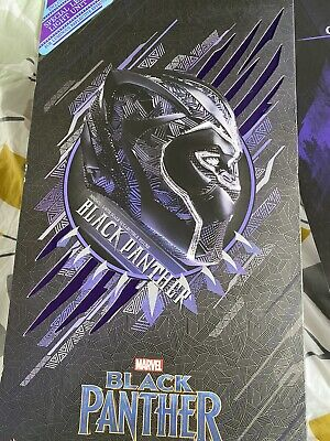 $ CDN369.57 • Buy Hot Toys Black Panther 1/6 Scale Figure Mms470 Marvel