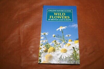 £2.99 • Buy Collins Discovery Guides Wild Flowers