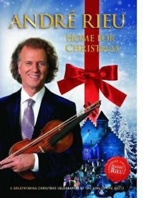 £7.96 • Buy ANDRE RIEU - Home For Christmas DVD