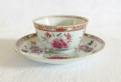 £11.50 • Buy C1680-1700 Antique 17th C Chinese Khang Shi Porcelain Tea Bowl And Saucer