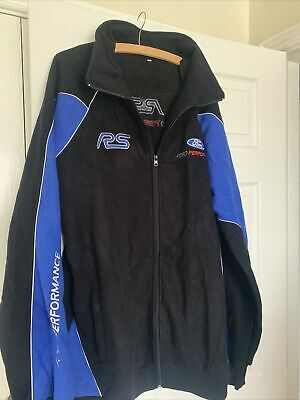 £0.99 • Buy Ford RS Limited Rally Jacket/Coat. Size 3XL. Used But Excellent Condition