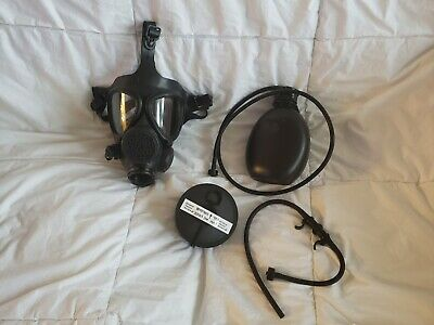 $150 • Buy Israeli M15 Gas Mask - NBC Protection With Hydration Tube And NBC Filter