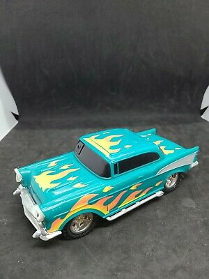 $30 • Buy M.A.S.K. MASK Hurricane Vehicle Kenner 57 Chevy Vintage 1986 Car Toy Incomplete