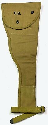$34.95 • Buy  Wwii Us Airborne Paratrooper M1a1 Carbine Rifle Jump Carry Scabbard Case-od#3