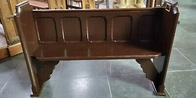 £200 • Buy Church Pew Bench Seat Antique Pitch Pine