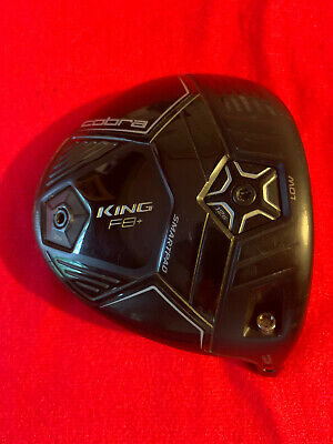AU160.34 • Buy King Cobra F8+ Driver HEAD ONLY GC-Please Read