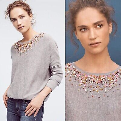 $ CDN56.03 • Buy Anthropologie Sweater By Angel Of The North Size M