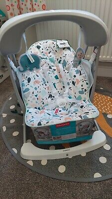 £35 • Buy Fisher-Price Take-Along Swing And Seat