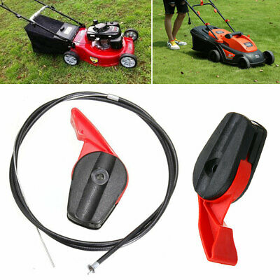 £6.15 • Buy For Mower Briggs And Rover Lawn Control + Cable Universal Throttle Heavy Duty