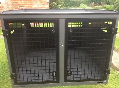 £350 • Buy Trans 9 Double Dog Cage