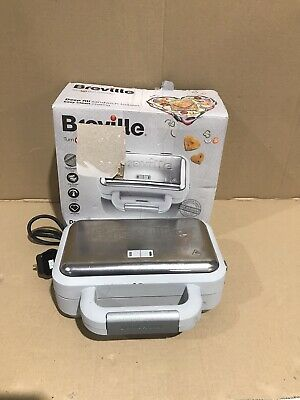 £16.99 • Buy BREVILLE VST041 Deep Fill Sandwich Toaster Removable Easy Clean Plates