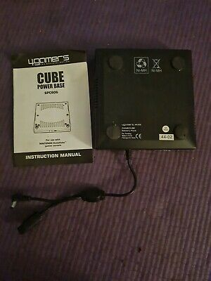 £28.30 • Buy Nintendo Gamecube Rechargeable Power Base Battery - 4Gamers - Not Tested