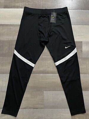 $49.99 • Buy Nike Power Tech Running Tights/Pants 835955-012 NWT! Men's Size 3X-Large