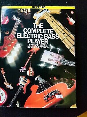 £4.99 • Buy The Complete Electric Bass Player - Book 1. The Method By Chuck Rainey.