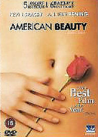 AU1.83 • Buy American Beauty - DVD - Kevin Spacey, Annette Bening