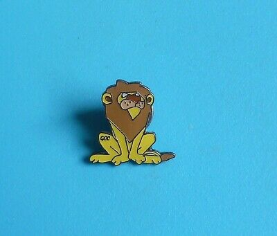 £3.99 • Buy Lion Stud Pin Badge Global Cancer Charity