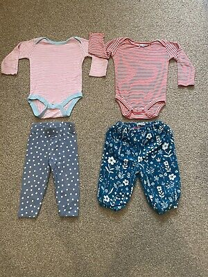 £10 • Buy Baby Boden Girls Bundle 6-12 Months Leggings, Trousers And Body Suits