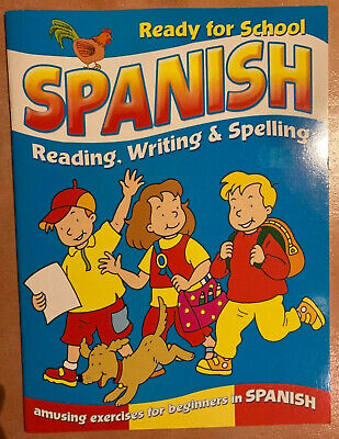 £9 • Buy Ready For School Spanish - 3 Titles (Brown Watson) **NEW**