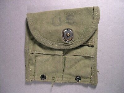 $12.50 • Buy Vietnam War U.S. Military M1 Carbine Or Rifle Ammo Pouch