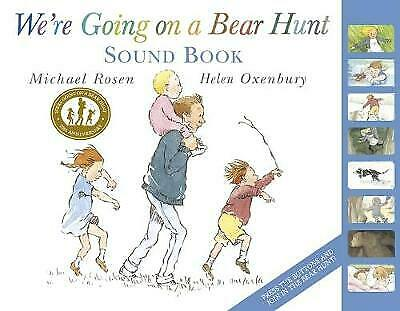 £9 • Buy We're Going On A Bear Hunt By Michael Rosen Sound Book Hardback NEW Book